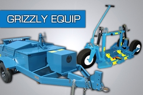 DEL: Distributor for Complete line of Grizzly Roofing Equipment