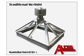 As per your specifications : Traditional Skylight