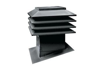 Supreme Sloped Roof Ventilator Model #301