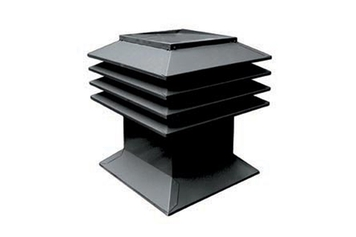 Supreme Flat Roof Ventilator Model #7101