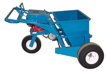 Workhorse - Gravel Spreader