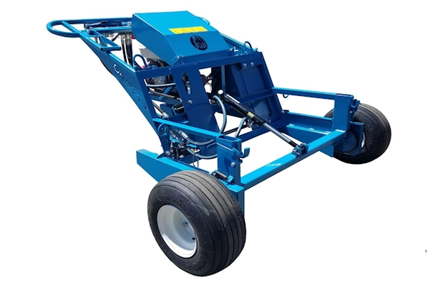 Grizzly Workhorse Gravel Spreader Delroof