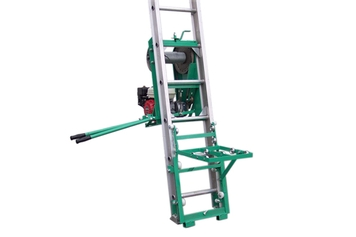 Grizzly 250 lbs  Ladder Hoist | Delroof