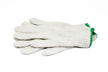 Cotton and Polyester Gloves