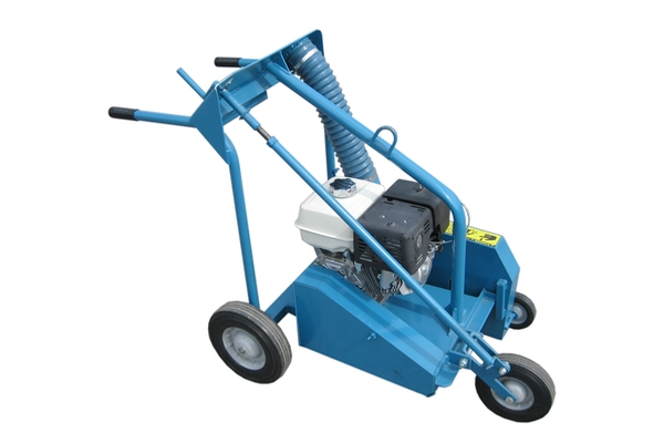 Grizzly Hydraulic Roof Remover Delroof