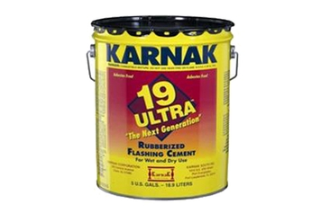 19 Ultra Rubberized Flashing Cement