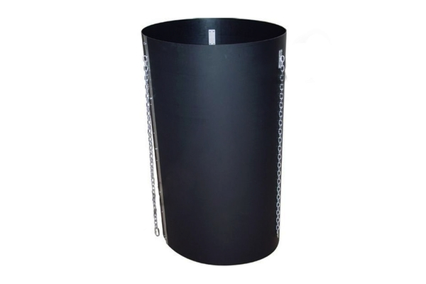Grizzly Trash Chute Hopper Delroof
