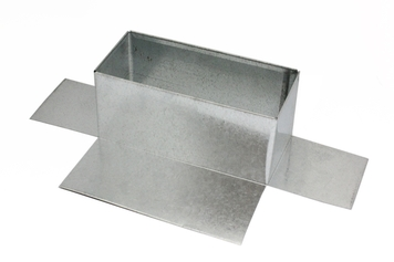 Alcor Pitch Pan Soldered Delroof