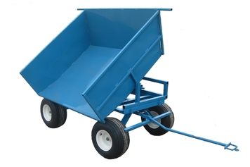 Dump tray attachment 140700
