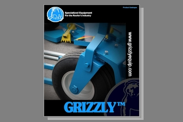 GRIZZLY PRODUCT CATALOGUE