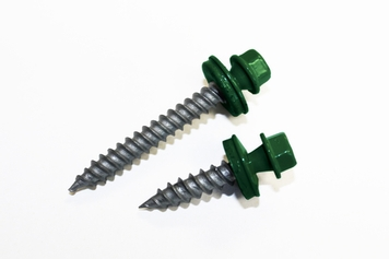 Melch Green Sheet Metal Screws